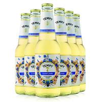 charm 诱惑 精酿水果味酒女士酒 (330ml、6瓶、接骨木味、3.7度、瓶装、11)