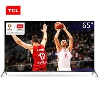 TCL 65Q680 65英寸 4K 液晶电视