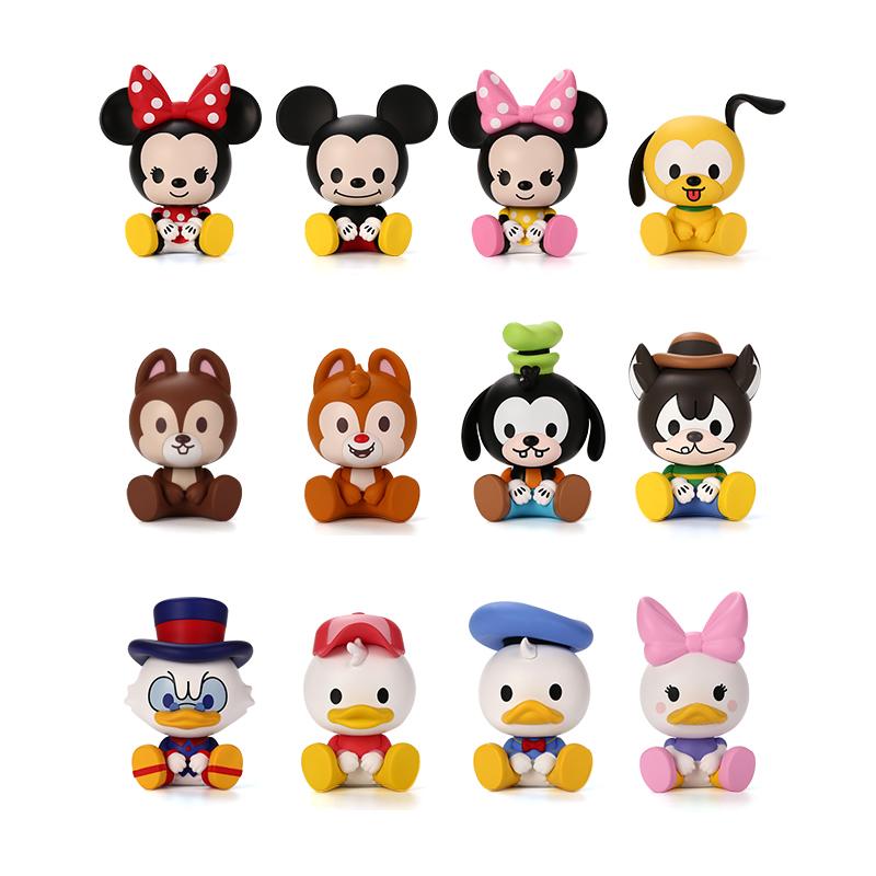 POP MART 泡泡玛特 Disney迪士尼米奇 玩具公仔