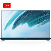 TCL 55Q8 55英寸 4K 液晶电视