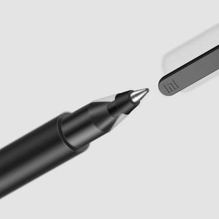MI 小米 巨能写中性笔 黑色 10支装