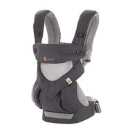 Ergoaby 四式360 透气款婴儿背带 灰色款