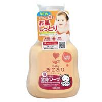 SARAYA 莎罗雅 亲皙宝贝 滋润型婴儿沐浴液 450ml