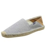 Soludos  FINE STRIPE CONV ORIGINAL 3000079 男士渔夫鞋