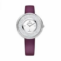 SWAROVSKI 施华洛世奇 Crystalline Pure 腕表 女腕表 女友礼物 紫色 5295355
