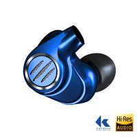 BGVP DMS 耳机 (圈铁结合、入耳式)