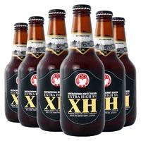 Hitachino Nest 常陆野猫头鹰特强啤酒 330ml*6瓶