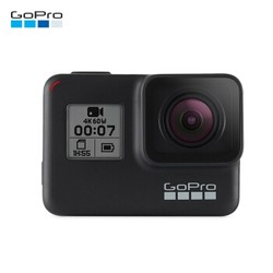 GoPro HERO7 Black 运动相机