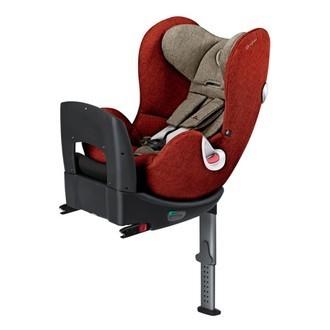 补贴购:cybex 赛百适 sirona plus 汽车儿童安全座椅 0-4岁