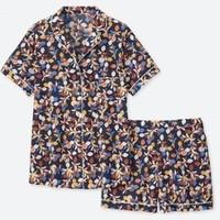 UNIQLO 优衣库 416991 女士睡衣套装
