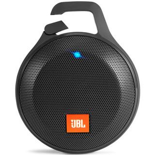 京东PLUS会员 : JBL Clip+ 防水音乐盒 蓝牙音箱