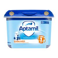 Aptamil 德国爱他美 婴幼儿配方奶粉 安心罐 1+段 800g  *4件