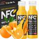 NONGFU SPRING 农夫山泉 NFC果汁 300ml *24瓶 132元包邮(需用券)