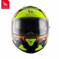 MT HELMETS THUNDER 3 SV 摩托车头盔 XL码