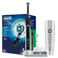Oral-B 欧乐-B P4000 电动牙刷 黑色