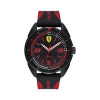 法拉利 Ferrari 欧美时尚潮流腕表树脂表带防水男士腕表 0830515