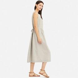 UNIQLO 优衣库 415079 女士无袖连衣裙