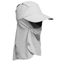 DECATHLON 迪卡侬 沙漠旅行防晒帽 (灰色)