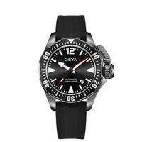 格雅(GEYA)手表 男水鬼机械表专业潜水全自动机械手表300米防水手表男JD78021