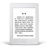 16日0点前1h立减50:Amazon 亚马逊 Kindle Paperwhite 3 电子书阅读器
