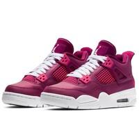 AIR JORDAN 4 RETRO 大童/女款款运动鞋