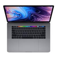 Apple 2019款 Macbook Pro 15.4带触控栏i9 16G 512G 深空灰 笔记本电脑 轻薄本 MV912CH/A