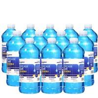 12瓶装整箱批发冬季防冻型玻璃水-15 -25 -40四季通用雨刮水包邮