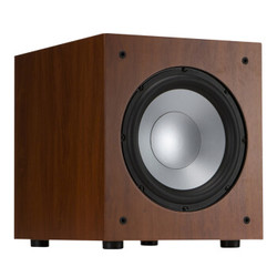 Jamo 尊宝 J10 10英寸木质有源低音炮 音响/家庭影院 (暗苹果色)