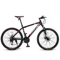 FOREVER 永久 T01 24速 标配 山地自行车 24寸
