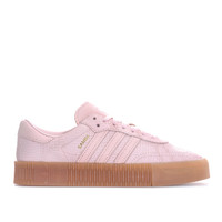 adidas Originals Sambarose Trainers 女子休闲运动鞋