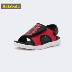 巴拉巴拉男童凉鞋小童沙滩鞋子2019新款夏季时尚休闲鞋外穿童鞋潮