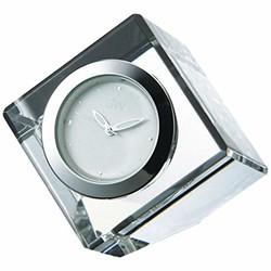 NARUMI 玻璃制品 手表 Cofle迷你时钟 透明 4cm GW1000-11038