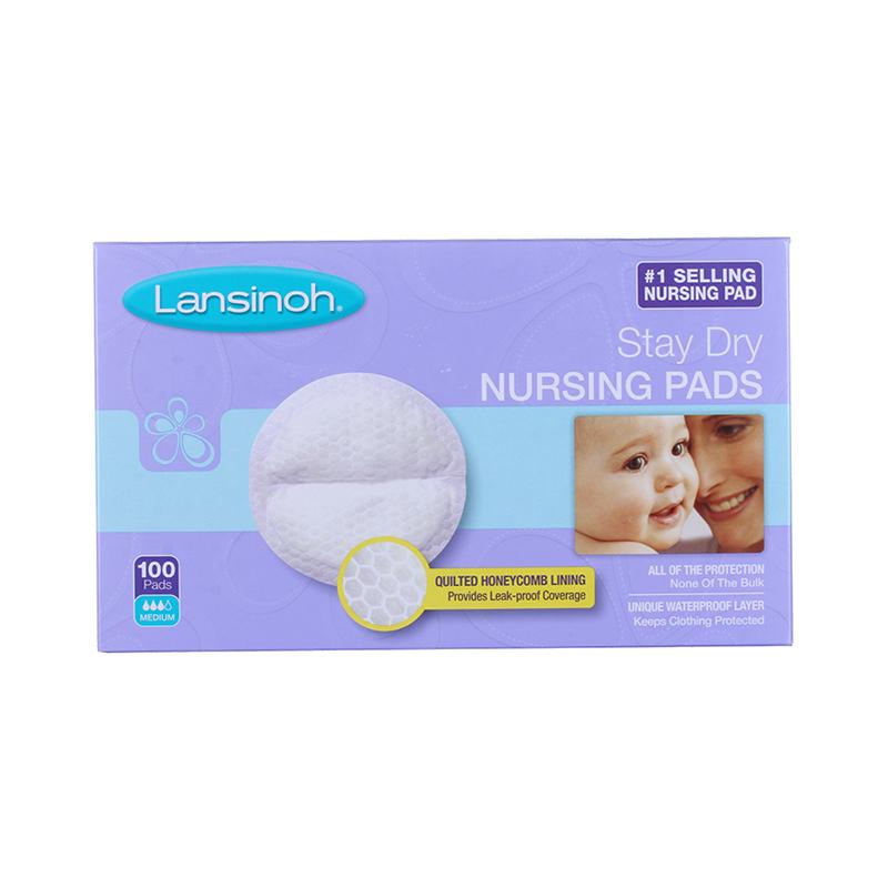 Lansinoh 兰思诺 一次性防溢乳垫 100个