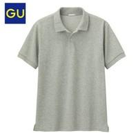 GU 极优 314527 男士短袖POLO衫