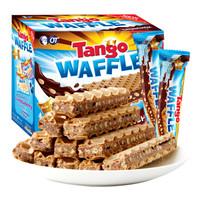 Tango 坦格 咔咔脆威化饼干 巧克力味 160g *12件