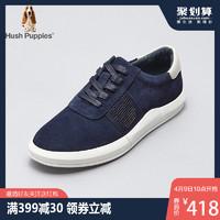 Hush-Puppies-暇步士春季专柜同款牛男士休闲板鞋C1B09CM8