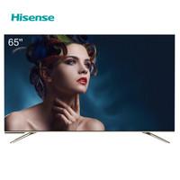 Hisense 海信  HZ65E60D 65英寸 全面屏电视机