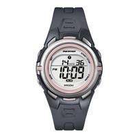 天美时 TIMEX 时尚运动马拉松手表长跑步防水夜光手表T5K360