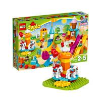 LEGO 乐高 得宝系列 10840 大型游乐园 +凑单品
