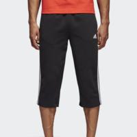 adidas 阿迪达斯 运动型格 CG0770 CG0771 男子七分裤