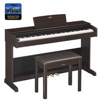 YAMAHA 雅马哈 电钢琴 88键重锤 YDP103 数码电子钢琴