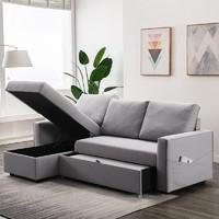 考拉工厂店  超大储物沙发床