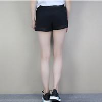 阿迪达斯(adidas)女裤夏季运动裤速干短裤透气五分裤CX5196