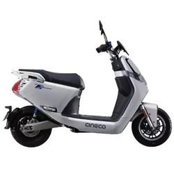 宗申森蓝O2电动摩托车踏板电动摩托车60V锂电都市版-到手价3999