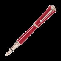 MONTBLANC 万宝龙 缪斯系列 玛丽莲梦露 特别版钢笔 红色 F尖