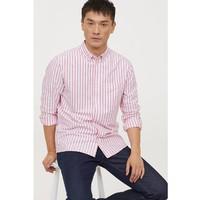 HM 0584298 男士牛津长袖衬衫