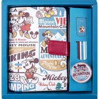kinbor  DTB6528 迪士尼 手账套装 (手账、A6、硬面抄、仿皮、线装式装订)
