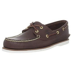 Timberland 添柏岚 Classic 2 Eye Boat Shoe 经典帆船鞋