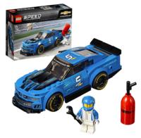 LEGO 乐高 Speed 赛车系列 75891 雪佛兰卡罗ZL1赛车 *2件