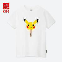 88狂歡價:童裝/男童/女童 (UT) UTGP2019 Pokemon 印花T恤(短袖) 422002